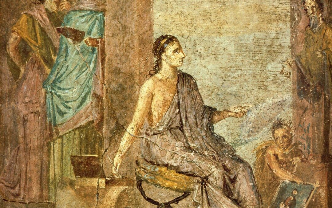 Petronia Justa and Slavery in Herculaneum